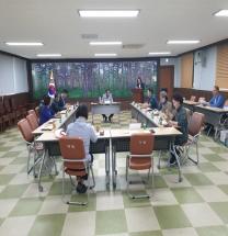 북면지역사회보장협의체 회의 개최