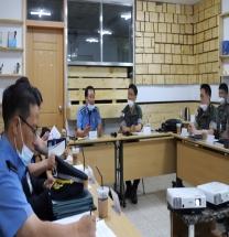 울진해경, 육군 5312부대와 해안경계 강화 위한 업무 협의