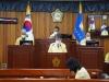 김창오 군의원, 5분 자유발언 '청년과 신혼부부 등 주거 공간 확보' 시급