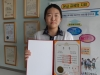 울진고 홍소영 학생, 독도 사랑 글짓기 국제대회에서 '대상' 수상