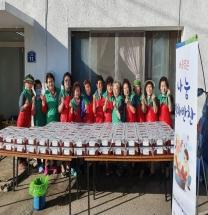 북면지역사회보장협의체, 소외된 이웃위해 직접 만든 김치 전달
