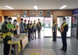 울진경찰서 청렴동아리(다산회) 의무위반 예방 캠페인 전개